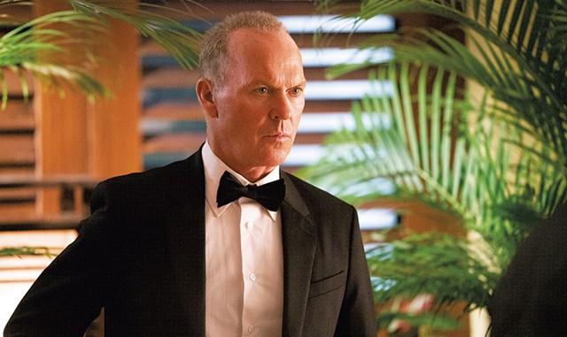 Michael Keaton in the Protégé - COURTESY OF SIMON VARSANO/LIONSGATE