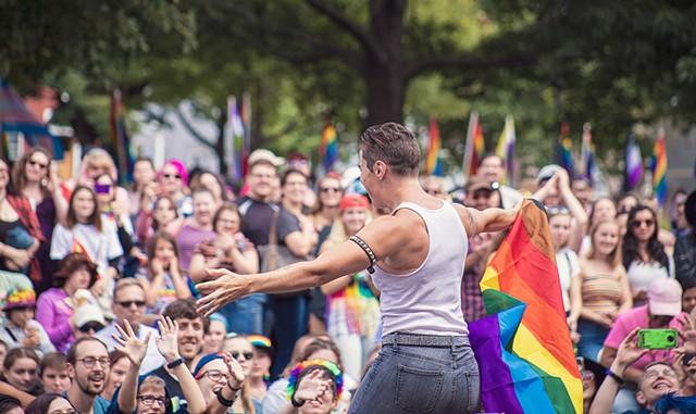 Pride Parade & Festival - COURTESY OF OWEN LEAVEY