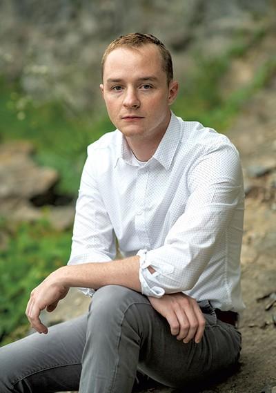 Andrew Charlestream - DARIA BISHOP
