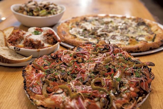 Pizza 44 - FILE: JAMES BUCK