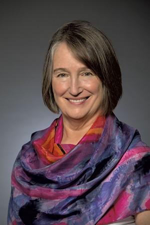 Nancy Hayes Kilgore - COURTESY OF KATHY TARANTOLA