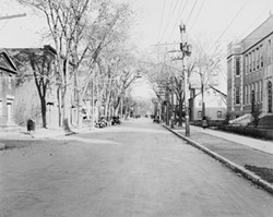 Cathedral School on St. Paul Street - COURTESY OF ADELE DIENNO
