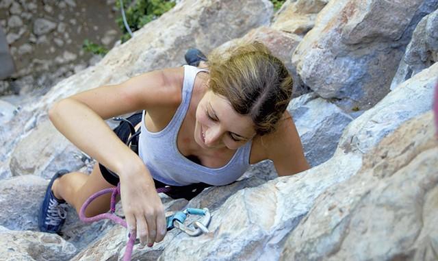 Vermont Climbing Festival - © ELENA MARZO ARTIGAS   DREAMSTIME