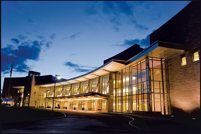 The University of Vermont Medical Center - FILE: COURTESY PHOTO
