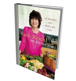 My Kitchen Year: 136 Recipes That Saved My Life by Ruth Reichl, Random House, 352 pages. $35.