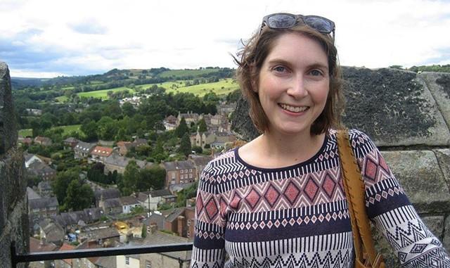 Dr. Lindsay Houpt-Varner - COURTESY OF ROKEBY MUSEUM