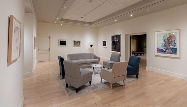 Storytelling Salon, Fleming Museum - COURTESY OF CHRIS DISSINGER