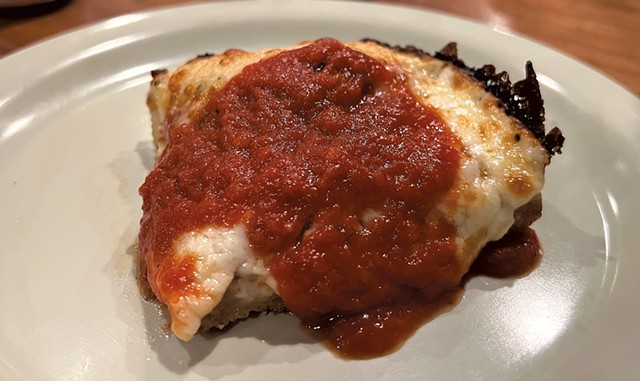 Detroit-style pepperoni - JORDAN BARRY ©️ SEVEN DAYS