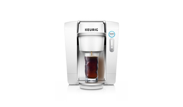 The Keurig KOLD drink maker will be discontinued. - COURTESY OF KEURIG