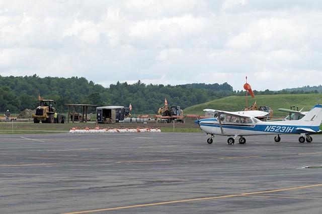Northeast Kingdom International Airport - DON WHIPPLE