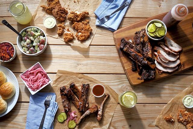 Pork & Pickles BBQ