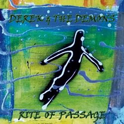 Derek and the Demons, Rite of Passage