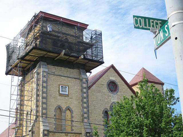College Street Congregational Church - MATTHEWTHORSEN