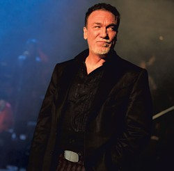 Patrick Page (Hades) - COURTESY OF JOAN MARCUS