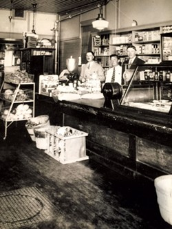 Dorset Union Store circa 1800s - COURTESY OF CINDY LOUDENSLAGER