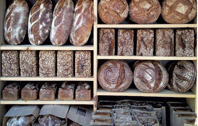 Running Stone Bread - COURTESY OF RUNNING STONE BREAD