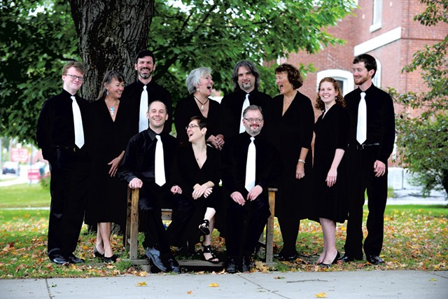 Counterpoint Chorus - COURTESY OF NATHANIEL LEW