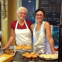 Betsy Gladding and Leslie Sabo - POST OFFICE CAFÉ