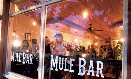 Mule Bar - JAMES BUCK