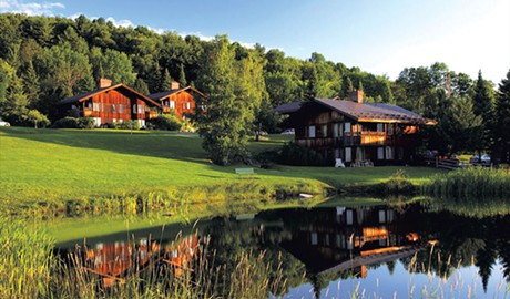 Trapp Family Lodge - COURTESY OF TRAPP FAMILY LODGE