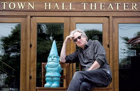 Doug Anderson at Town Hall Theater - CALEB KENNA