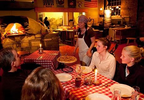 American Flatbread Burlington Hearth - CALEB KENNA