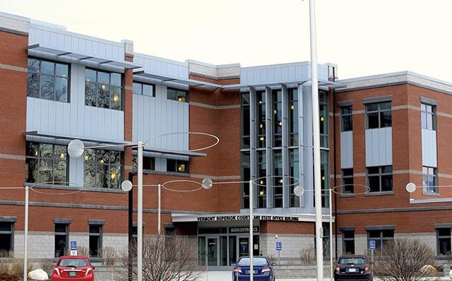 Vermont Superior Court in Bennington - JANA SLEEMAN
