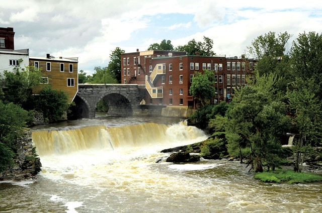 Otter Creek Falls - FILE: JEB WALLACE-BRODEUR