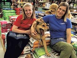 Pet Food Warehouse - FILE