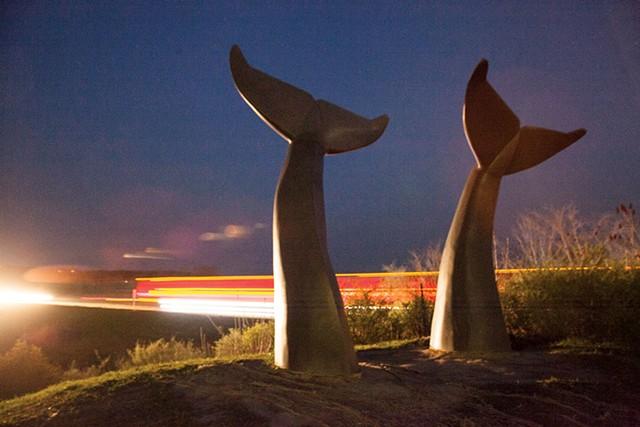 """""""Reverence"""" sculpture by Jim Sardonis - MATTHEW THORSEN"""