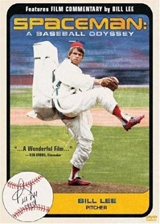 Cover, 'Spaceman: Baseball Odyssey' - BRETT RAPKIN