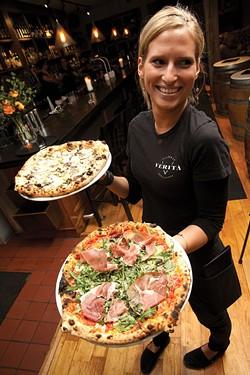 Pizzeria Veritá - MATTHEW THORSEN