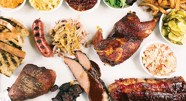 Bluebird Barbecue - COURTESY OF BLUEBIRD BARBECUE