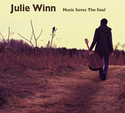 Julie Winn, Music Saves the Soul