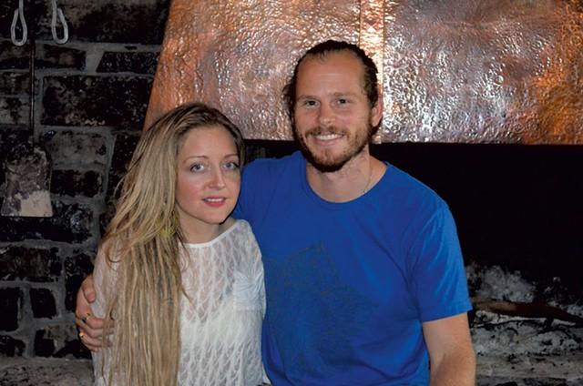 Krysta and David Mihaljevich - ALICIA FREESE