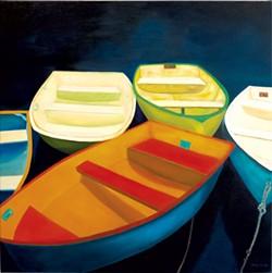 """""""Merrily, Merrily, Merrily II"""" by Anne Cady - CALEB KENNA"""