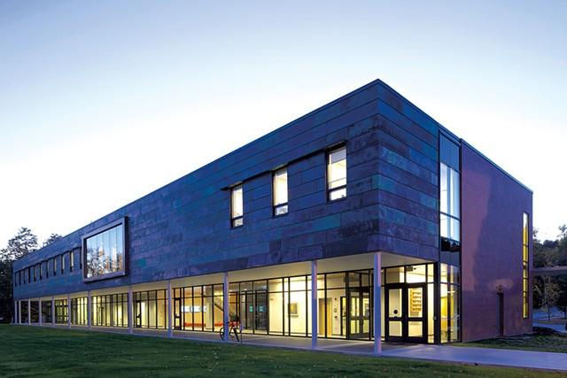 STEM building - COURTESY OF BLAKE GARDINER