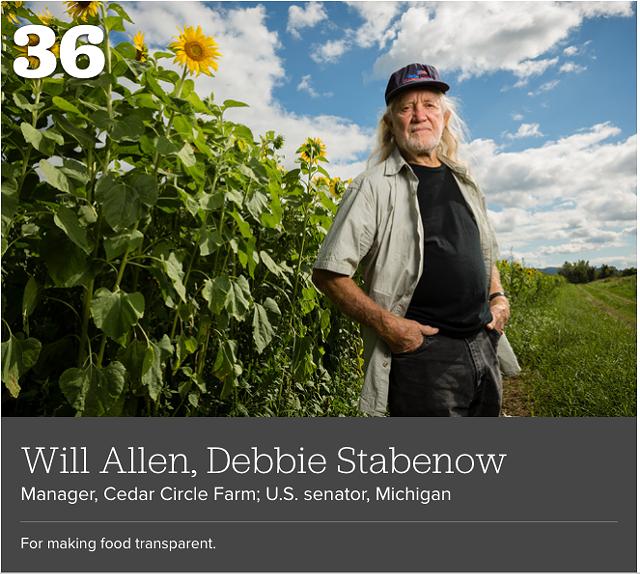 Vermont farmer Will Allen - POLITICO