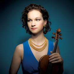 Hilary Hahn - COURTESY OF MICHAEL PATRICK O'LEARY