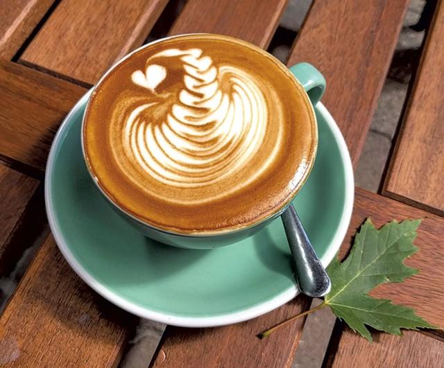 Onyx Tonics coffee - COURTESY OF ONYX TONICS