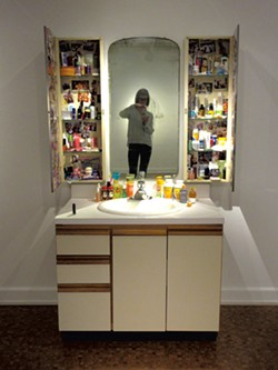 """""""Life in the Cabinet"""" by Kristen M. Watson - AMY LILLY"""