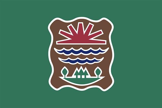 The Abenaki flag