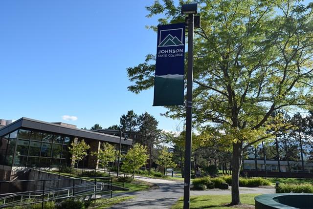 Johnson State College - TERRI HALLENBECK