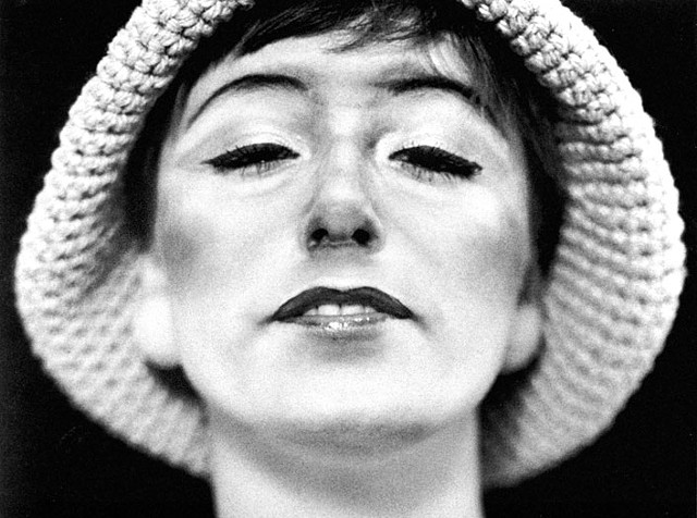 """""""Untitled Film Still E"""" by Cindy Sherman - COURTESY OF FLEMING MUSEUM OF ART"""