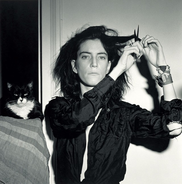 """Patti Smith,"" 1978"