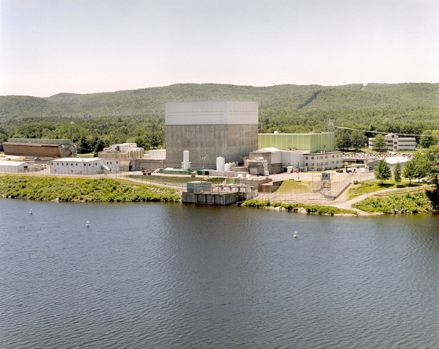 The Vermont Yankee plant - COURTESY OF NUCLEAR REGULATORY COMMISSION