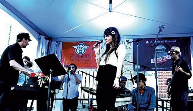 Burlington Discover Jazz Festival, 2011 - COURTESY OF KAREN SMITH