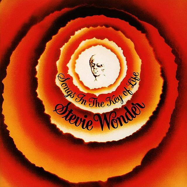 Stevie Wonder, 'Songs in the Key of Life'