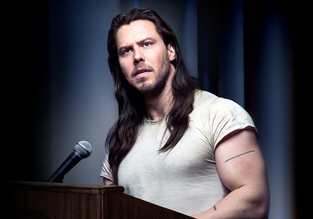 Andrew WK - COURTESY OF THE WINDISH AGENCY