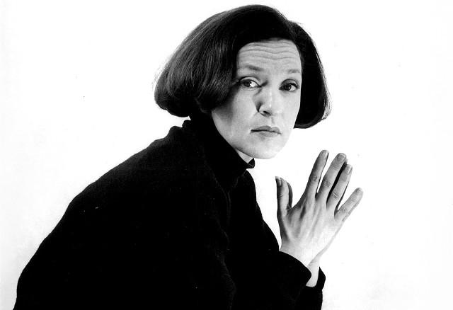 Fay Webern circa 1965 - COURTESY OF FAY WEBERN